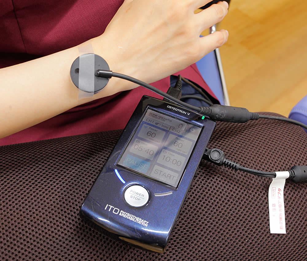 低出力超音波治療器